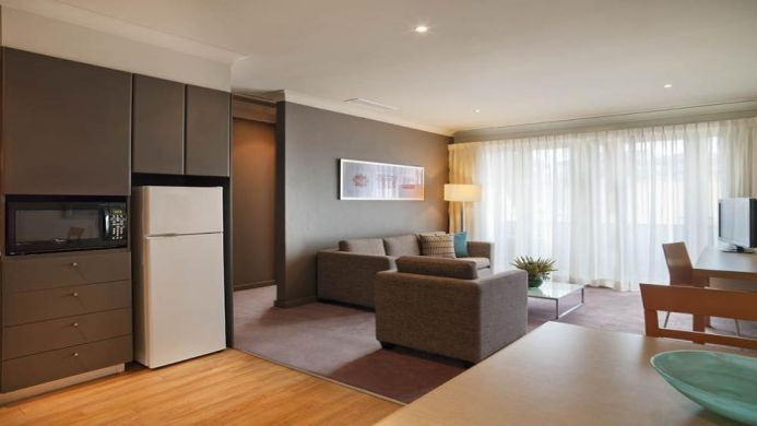 View of Adina Apartment Hotel Chippendale - Muslim Friendly Travel in Sydney