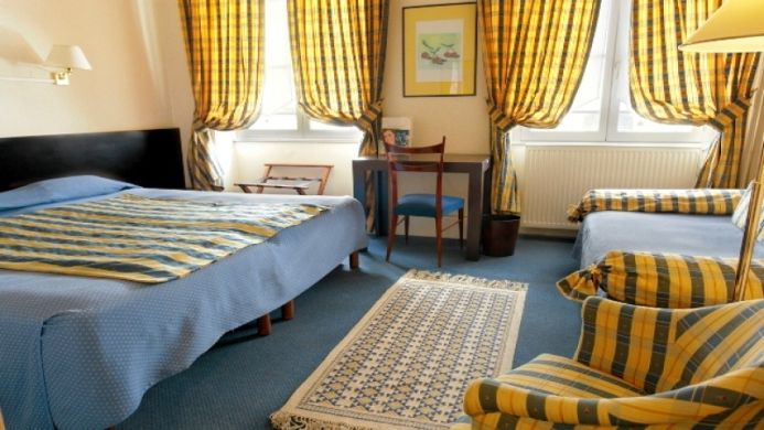 View of Du Simplon Hotel Lyon - Muslim Friendly Travel in Lyon