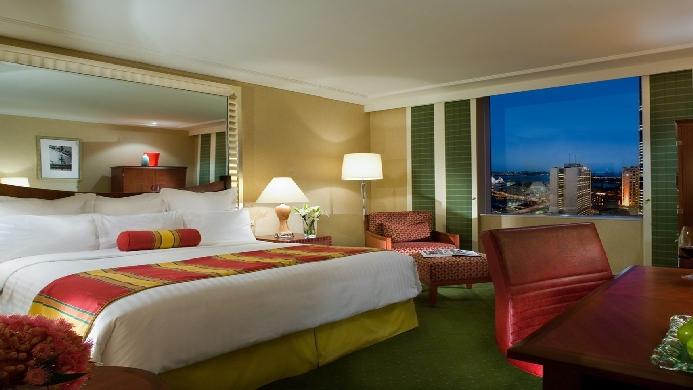 View of Sydney Harbour Marriott Hotel At Circular Quay - Muslim Friendly Travel in Sydney