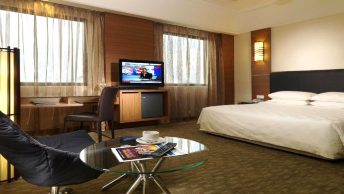View of Cititel Express Hotel Kuala Lumpur - Muslim Friendly Travel in Kuala Lumpur