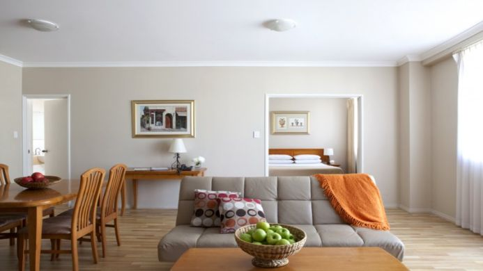 View of Mont Clare Boutique Apartments Perth - Muslim Friendly Travel in Perth