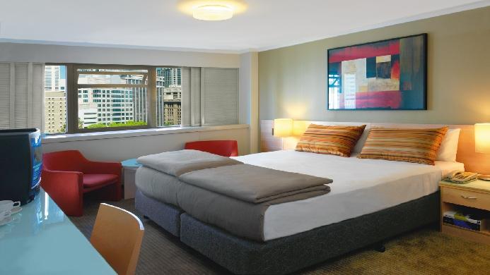 View of Travelodge Wynyard Sydney Hotel - Muslim Friendly Travel in Sydney