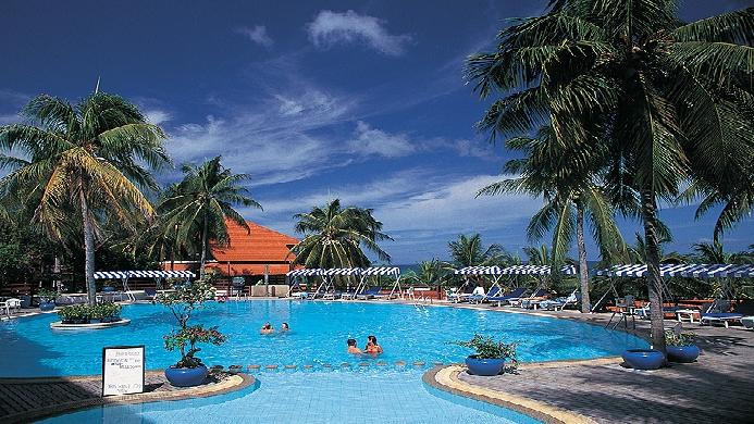 View of Chaweng Buri Resort Koh Samui - Muslim Friendly Travel in Samui