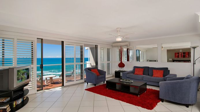 View of South Pacific Plaza Gold Coast Apartments - Muslim Friendly Travel in Gold Coast