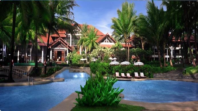 View of Palm Beach Resort Samui - Muslim Friendly Travel in Samui